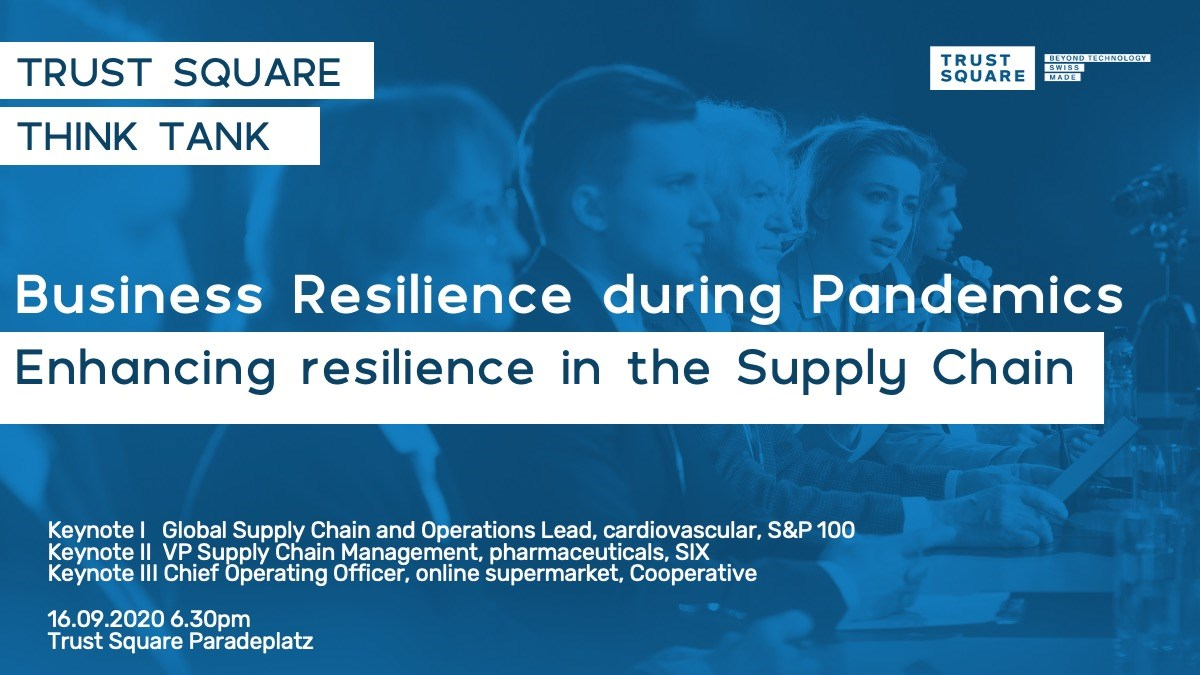 Enhancing resilience in the Supply Chain