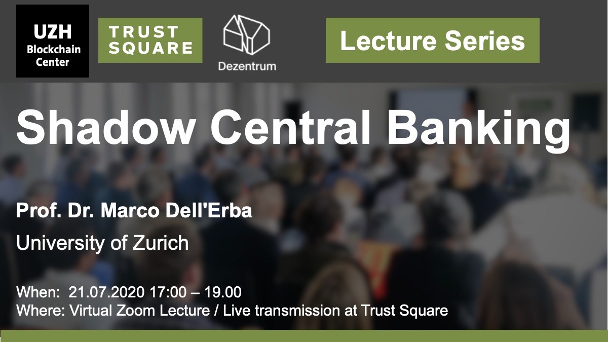Shadow Central Banking