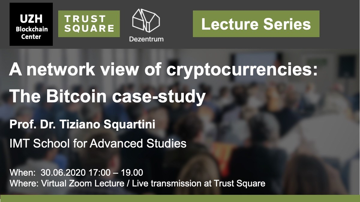 The Bitcoin case-study