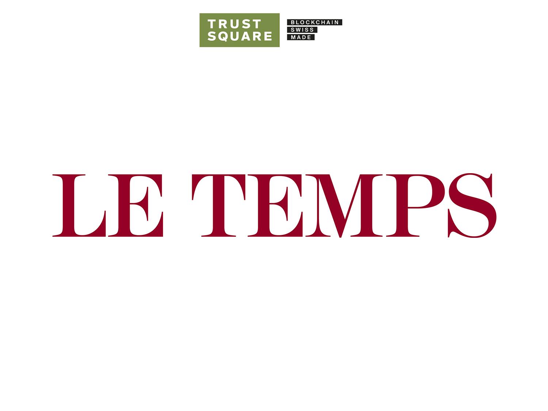 Le Temps Logo