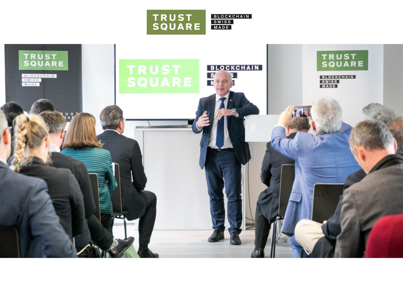 Trust Square 1 Year Anniversary