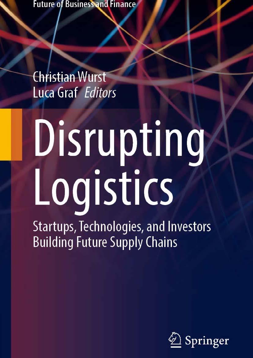Disrupting_Logistics - Bookcover