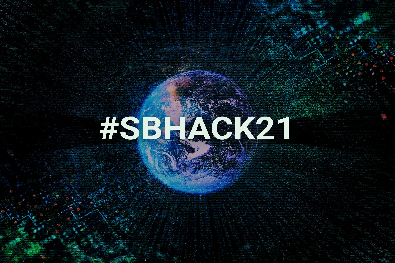 SBHACK21 keyvisual