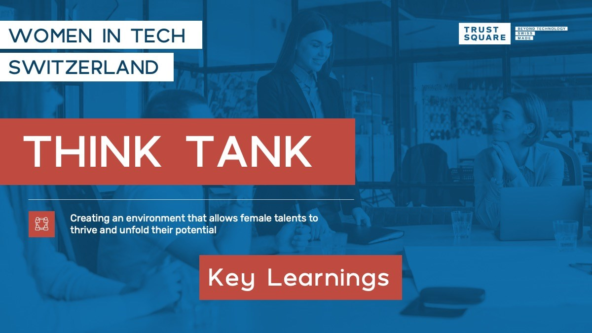 women in tech think tank overview